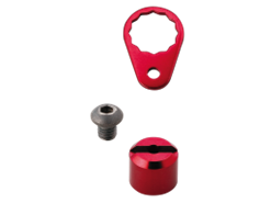 Daiwa - SLP Works Custom Parts Kit - RED | Eastackle