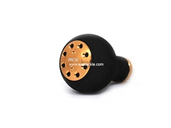 Daiwa - SLP Works Power Light EVA Knob - MEDIUM - GOLD | Eastackle
