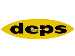 Deps - STICKER - LARGE