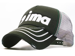 Ima - AMERICAN CAP - BLACK-GREY
