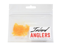 "Island Anglers - Ale Uto 1.1"" - SALTED EGG - Soft Plastic Swim Bait 