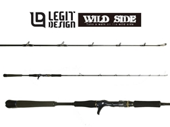 Legit Design - BlueWay BWC55H-J #7 Blue Ocean Water Depth 200M - Overhead Jigging Rod | Eastackle