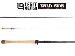 Legit Design - Wild Side WSC65MH Frog Game Special - Bait Casting Rod | Eastackle