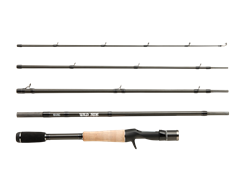 Legit Design - Wild Side WSC68M-5 - Travel Bait Casting Rod | Eastackle