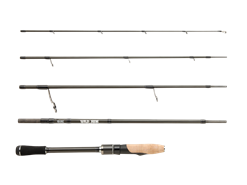 Legit Design - Wild Side WSS610ML-5 - Travel Spinning Rod | Eastackle