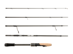 Legit Design - Wild Side WSS63L-5 - Travel Spinning Rod | Eastackle