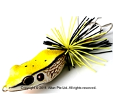Lures Factory - A-Gon Series - Lotus Frog