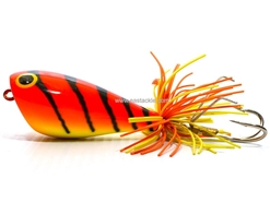 Lures Factory - Jumper Frog - Orange Black Yellow