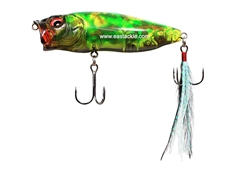 Megabass - 2018 PopMax - GREEN CAMO - Floating Popper | Eastackle