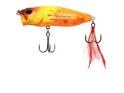 Megabass - 2018 PopMax - ORANGE HEAD FIRE - Floating Popper | Eastackle