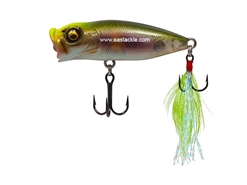 Megabass - Baby Pop-X - GLX SIGNAL PHANTOM AYU - Floating Popper | Eastackle