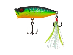 Megabass - Baby Pop-X - MAT TIGER - Floating Popper | Eastackle
