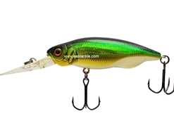 Megabass - Bait-X - GG GOLDEN LIME - Floating Crankbait | Eastackle