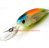 Megabass - Bait-X - SKELETON CHART II - Floating Crankbait | Eastackle