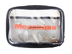 Megabass - Clear Pouch - MEDIUM - Tackle Organiser | Eastackle