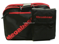 Megabass - Custom Bag - BLACK