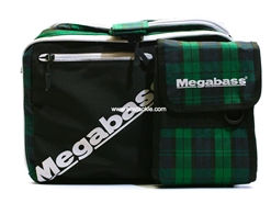 Megabass - Custom Bag - TARTAN CHECK