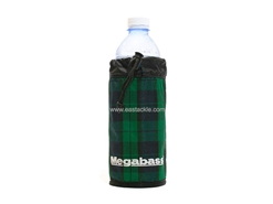 Megabass - Custom Bottle Holder - TARTAN CHECK