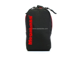 Megabass - Custom Case - BLACK