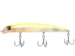Megabass - Cutter 125 - GLX CHART BACK - Floating Lipless Minnow