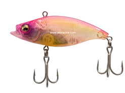 Megabass - CUTVIB 55 - GP SEETHROUGH PINK - Sinking Lipless Crankbait | Eastackle