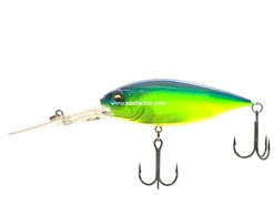 Megabass - Deep-Six - BIWAKO SEETHROUGH CHART - Floating Crank Bait | Eastackle