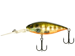 Megabass - Deep-Six - GP BIWAKO CLEAR GILL - Floating Crankbait | Eastackle