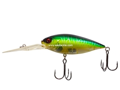 Megabass - Deep-Six - SB HOT TIGER - Floating Crankbait | Eastackle