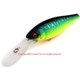 Megabass - Deep-X 200T - MAT-TIGER - Floating Crankbait | Eastackle