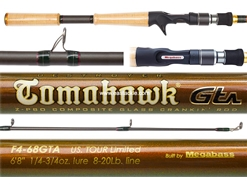 Megabass - Destroyer Tomahawk GTA - F4-68GTA - US TOUR LIMITED 68 | Eastackle