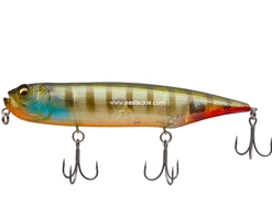 Megabass - Dog-X Diamante - Rattle - BIWAKO CLEAR GILL - Floating Pencil Bait | Eastackle