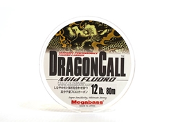 Megabass - Dragoncall Mild Fluoro - 12lbs | Eastackle