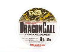 Megabass - Dragoncall Mild Fluoro - 8lbs | Eastackle