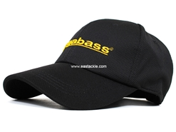 Megabass - Field Cap - BLACK WITH GOLD LOGO