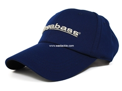 Megabass - Field Cap - NAVY WITH SILVER LOGO