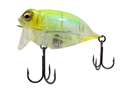 Megabass - Funky Flipper - FLIKER CHART BACK - Floating Crankbait | Eastackle
