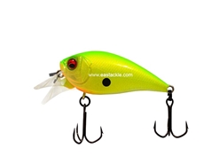 Megabass - FX-Crank Knuckle Jr - GLX LIME CHART - Floating Crankbait | Eastackle