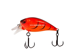 Megabass - FX-Crank Knuckle Jr - SUNSHINE FIRE CRAW - Floating Crankbait | Eastackle