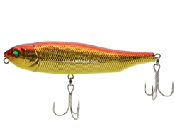 Megabass - Giant Dog-X SW - GG AKA KIN - Floating Pencil Bait | Eastackle