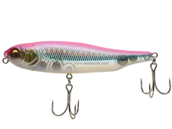Megabass - Giant Dog-X SW - GLX HT PINK BACK SHINER - Floating Pencil Bait | Eastackle
