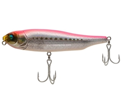 Megabass - Giant Dog-X SW - LZ PINK IWASHI - Floating Pencil Bait | Eastackle
