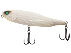 Megabass - Giant Dog-X - WHITE BUTTERFLY - Floating Pencil Bait | Eastackle