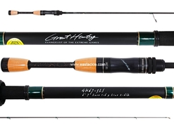 Megabass - Great Hunting - GH67-3LS - Kamloops Stinger - Spinning Trout Fishing Rod | Eastackle