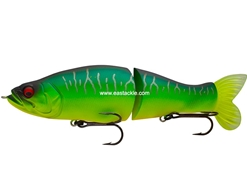 Megabass - i-SLIDE 135B - MAT TIGER - Sinking Swim Bait | Eastackle