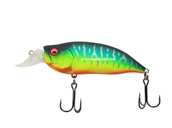 Megabass - IxI Shad Type-R - MAT TIGER - Floating Jerk Bait | Eastackle