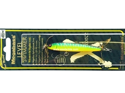 Megabass - Level Swimmer - Double Prop - MAT TIGER - Sinking Prop Bait | Eastackle