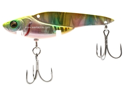 Megabass - Metal Edge 27g - G CHART BACK CANDY - Sinking Lipless Crankbait | Eastackle