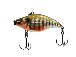 Megabass - New Vibration-X Jr - Rattle-In - G FARM GILL - Sinking Lipless Crankbait - Sinking | Midwater Diving (1-2m) | Finesse | Vibration | Lipless Crankbait | Fishing Lure | Eastackle