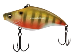 Megabass - New Vibration-X - Rattle-In - GP KOMORIN GILL - Sinking Lipless Crankbait | Eastackle
