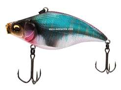 Megabass - New Vibration-X - Rattle-In - M BLUE BACK OIKAWA - Sinking Lipless Crankbait | Eastackle